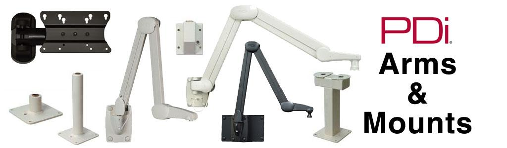 PDi Arms & Mounts