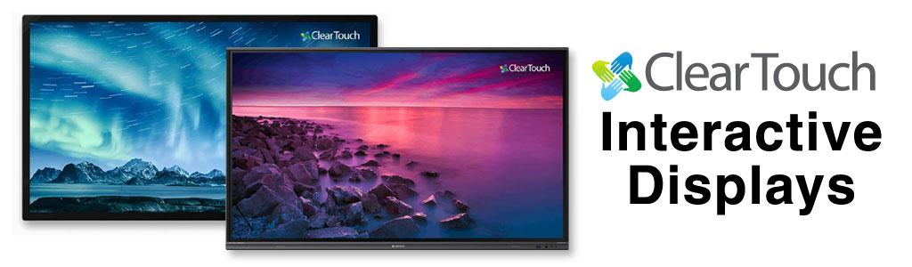ClearTouch Interactive Displays